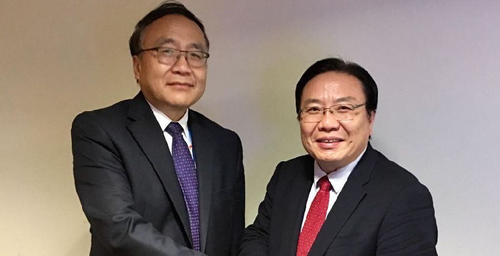 ADB & NDB make good progress to expand cooperation and leverage each other's financing