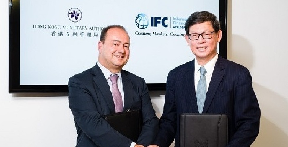 HKMA to support IFC finance projects across 100 countries, including in infrastructure
