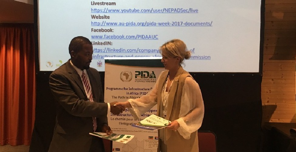 NEPAD Agency signs aide-memoire with SIF as a precursor to signing of an MoU