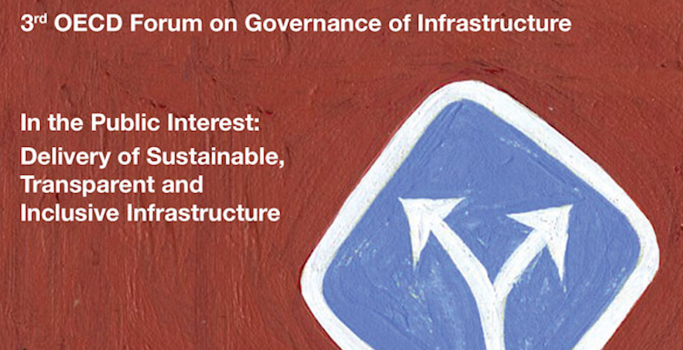 3rd OECD Forum on Governance of Infrastructure