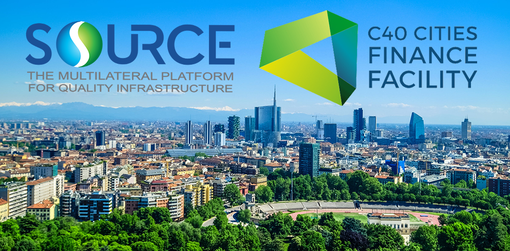 C40 Cities Finance Facility is now integrated in SOURCE PPF Finder