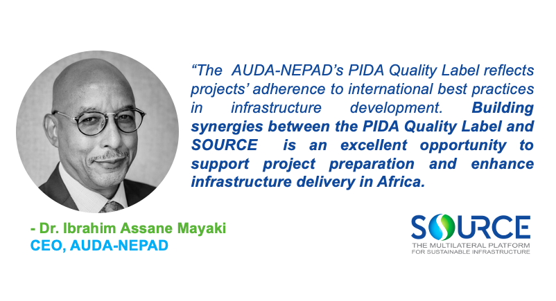 SIF collaboration with AUDA-NEPAD to enhance infrastructure delivery in Africa